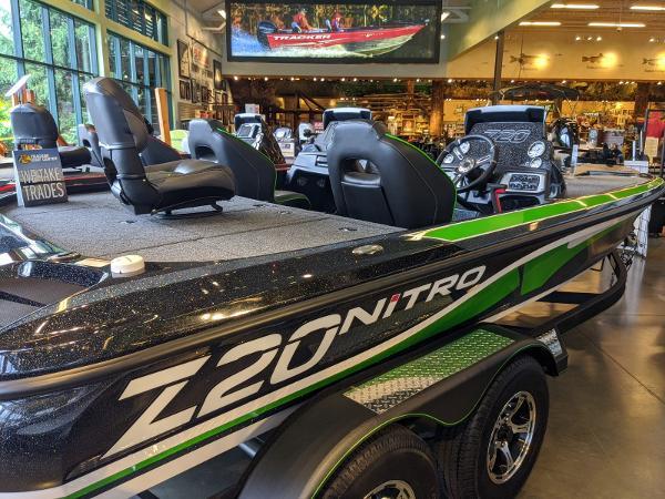 2020 Nitro boat for sale, model of the boat is Z20 & Image # 2 of 58