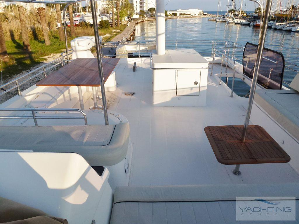 Foutaine Pajot QUEENSLAND 55