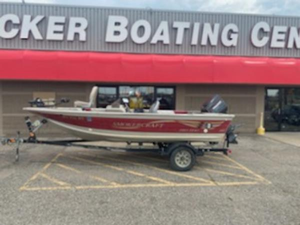 2001 SMOKER CRAFT PRO MAG 161 for sale