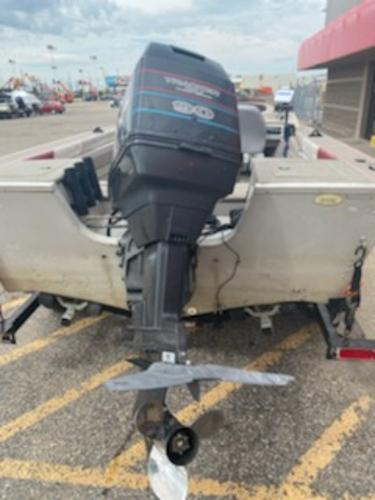 2001 Smoker Craft boat for sale, model of the boat is Pro Mag 161 & Image # 9 of 10
