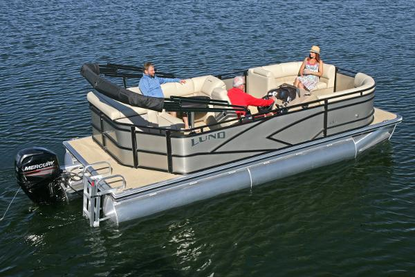 2017 LUND LX200 PONTOON for sale