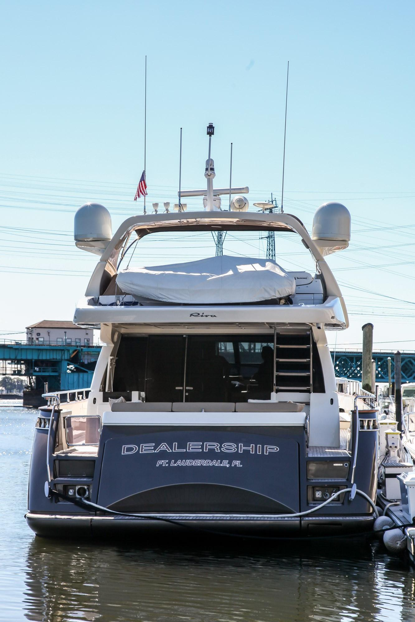 2009 Riva 75 ft Yacht For Sale | Allied Marine