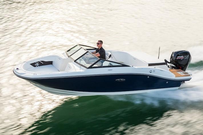 2019 Sea Ray SPX 190 OB