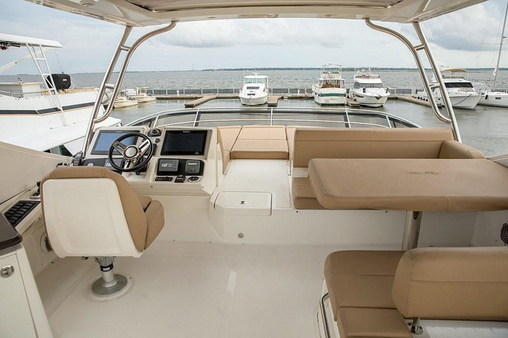 Used Sea Ray 65 2015 Yacht For Sale Charleston Denison