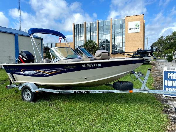 2005 SMOKER CRAFT 162 STILETTO for sale