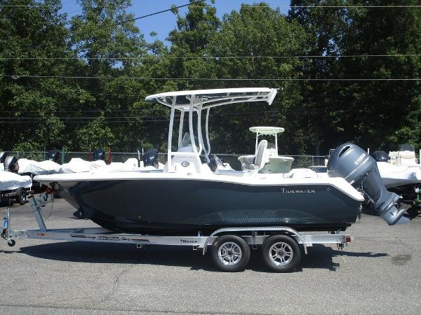 2020 Tidewater boat for sale, model of the boat is 210 LXF & Image # 6 of 18