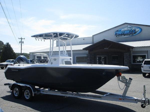 2020 Tidewater boat for sale, model of the boat is 210 LXF & Image # 9 of 18