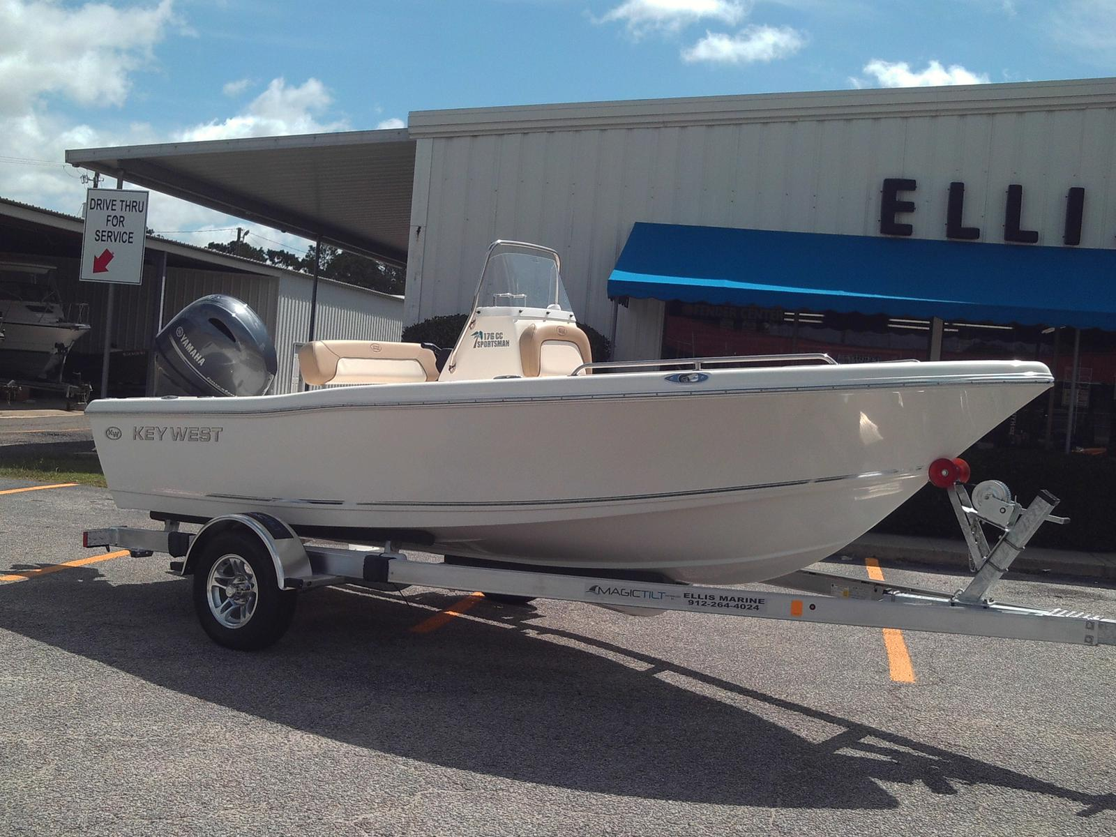 2019 Key West boat for sale, model of the boat is 176cc & Image # 1 of 6