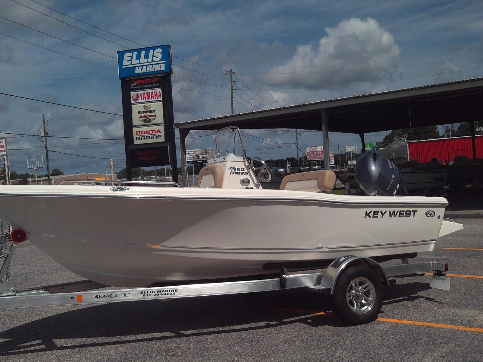 2019 Key West boat for sale, model of the boat is 176cc & Image # 3 of 6