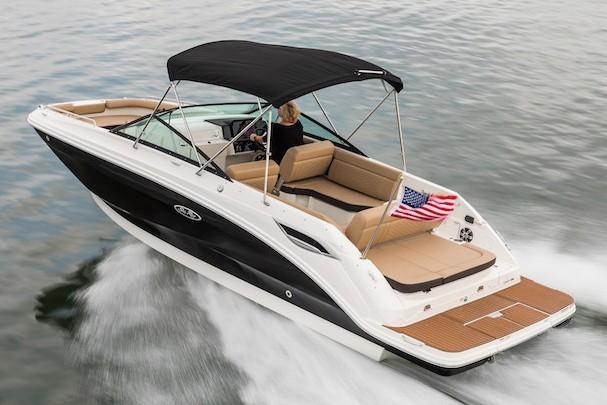 2020 Sea Ray SDX 250