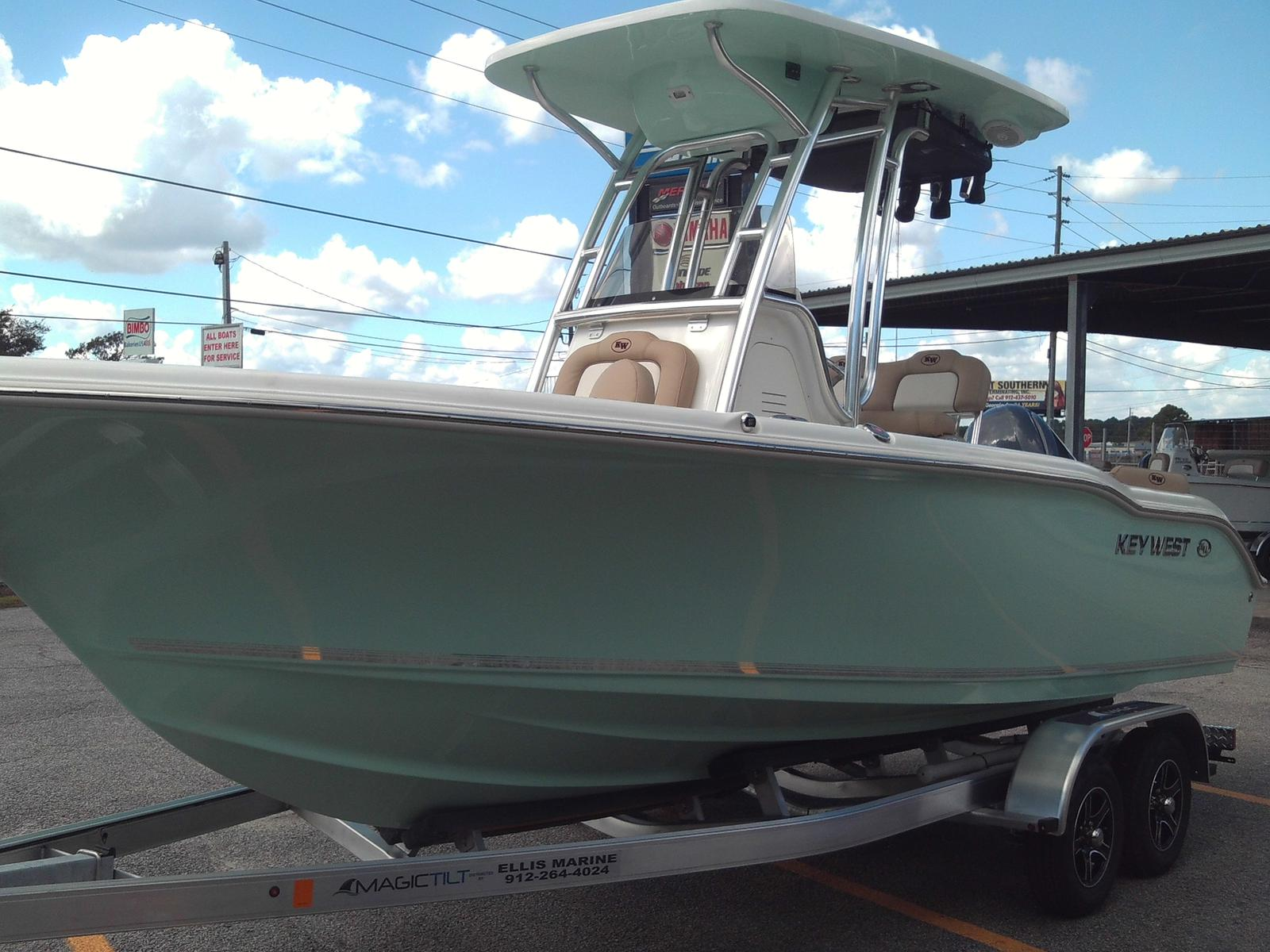 2019 KEY WEST 219FS for sale