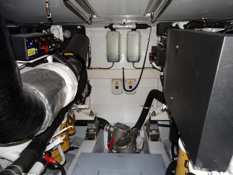 Between Engines
