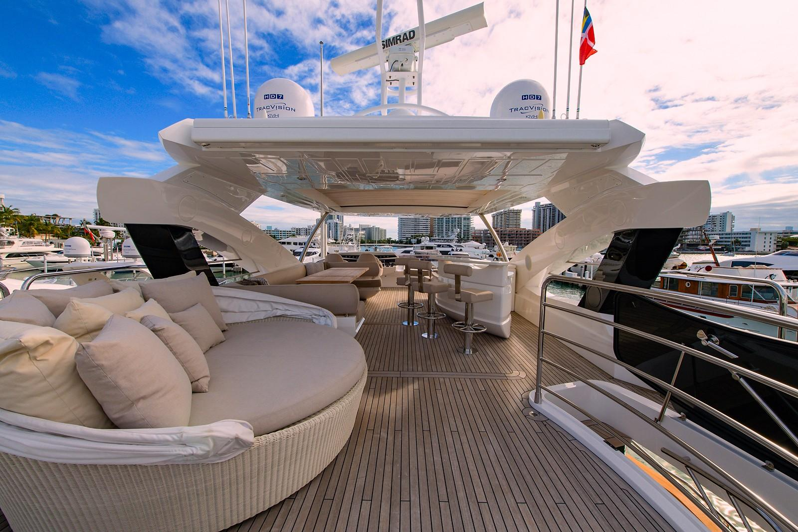 2016 Sunseeker 28 Metre - Flybridge