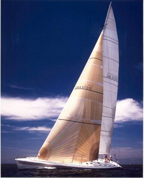 Custom 100' Sailing Yacht