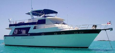 50' Angel Med Stabilized 1987 Motor Yacht Defever