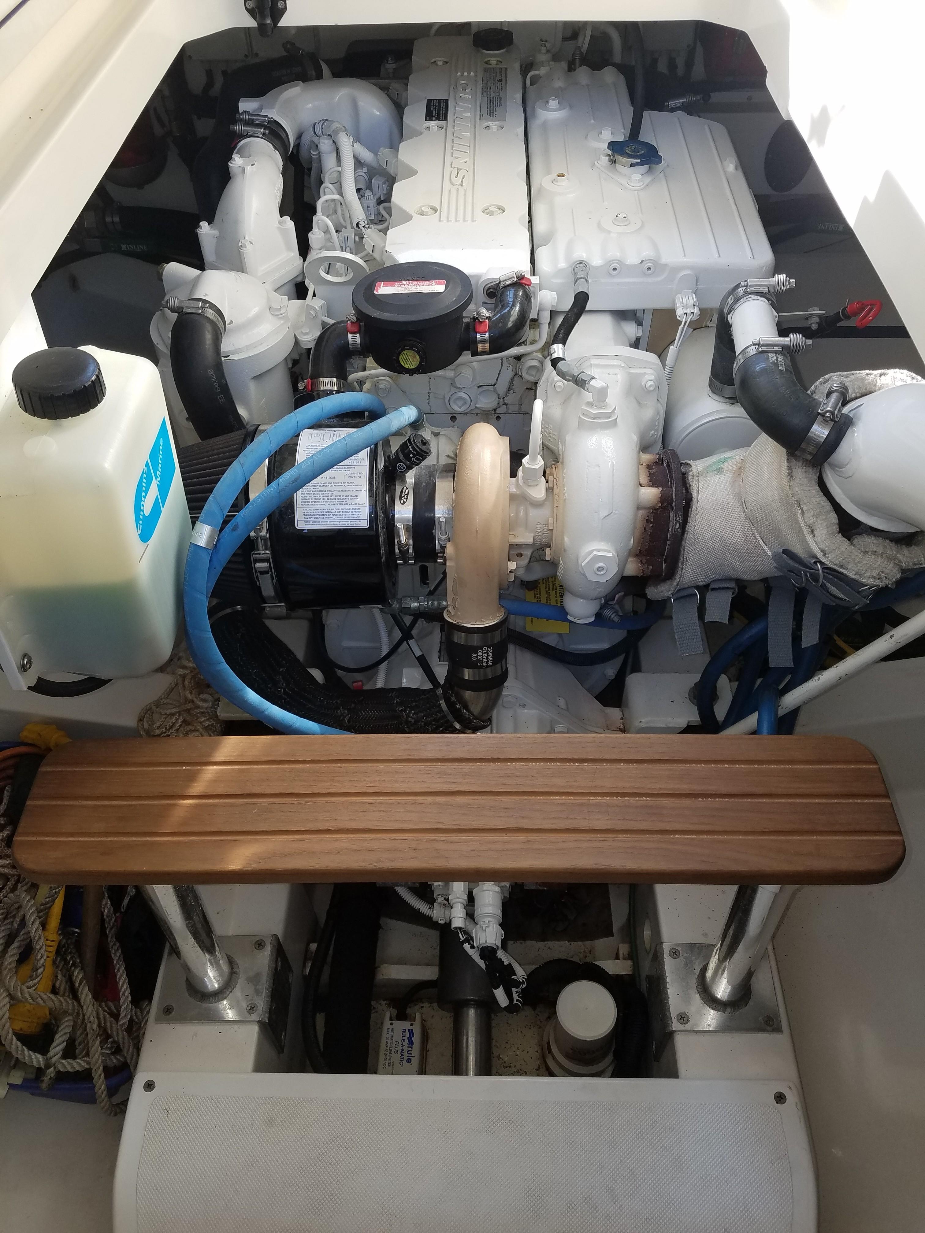 Cummins 425Hp Diesel Turbo