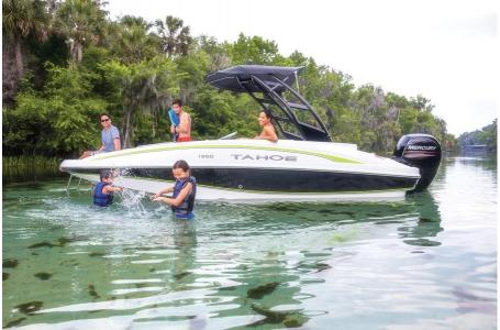 2019 Tahoe boat for sale, model of the boat is 1950 & Image # 24 of 34