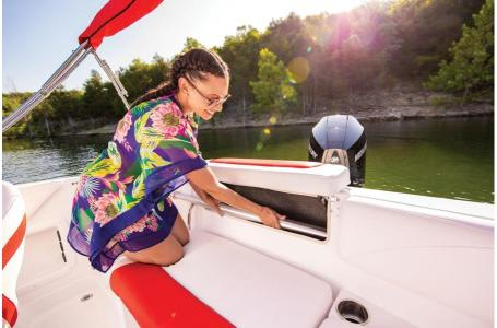 2019 Tahoe boat for sale, model of the boat is 2150 & Image # 10 of 21