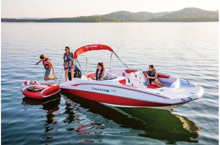 2019 Tahoe boat for sale, model of the boat is 2150 & Image # 12 of 21