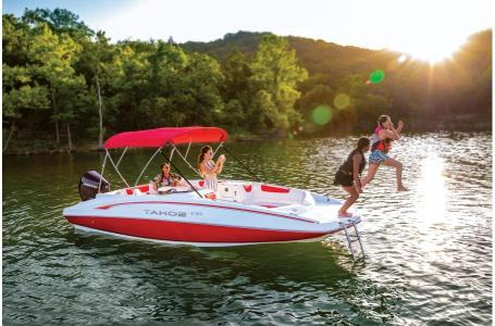 2019 Tahoe boat for sale, model of the boat is 2150 & Image # 14 of 21