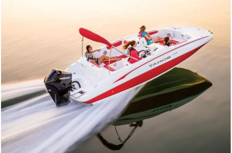 2019 Tahoe boat for sale, model of the boat is 2150 & Image # 4 of 21