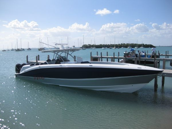 2012 Concept 4400 Open Fish Location: Dade US. $359000.00