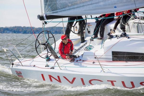Jeanneau Sun Fast 3600 BoatsalesListing New England