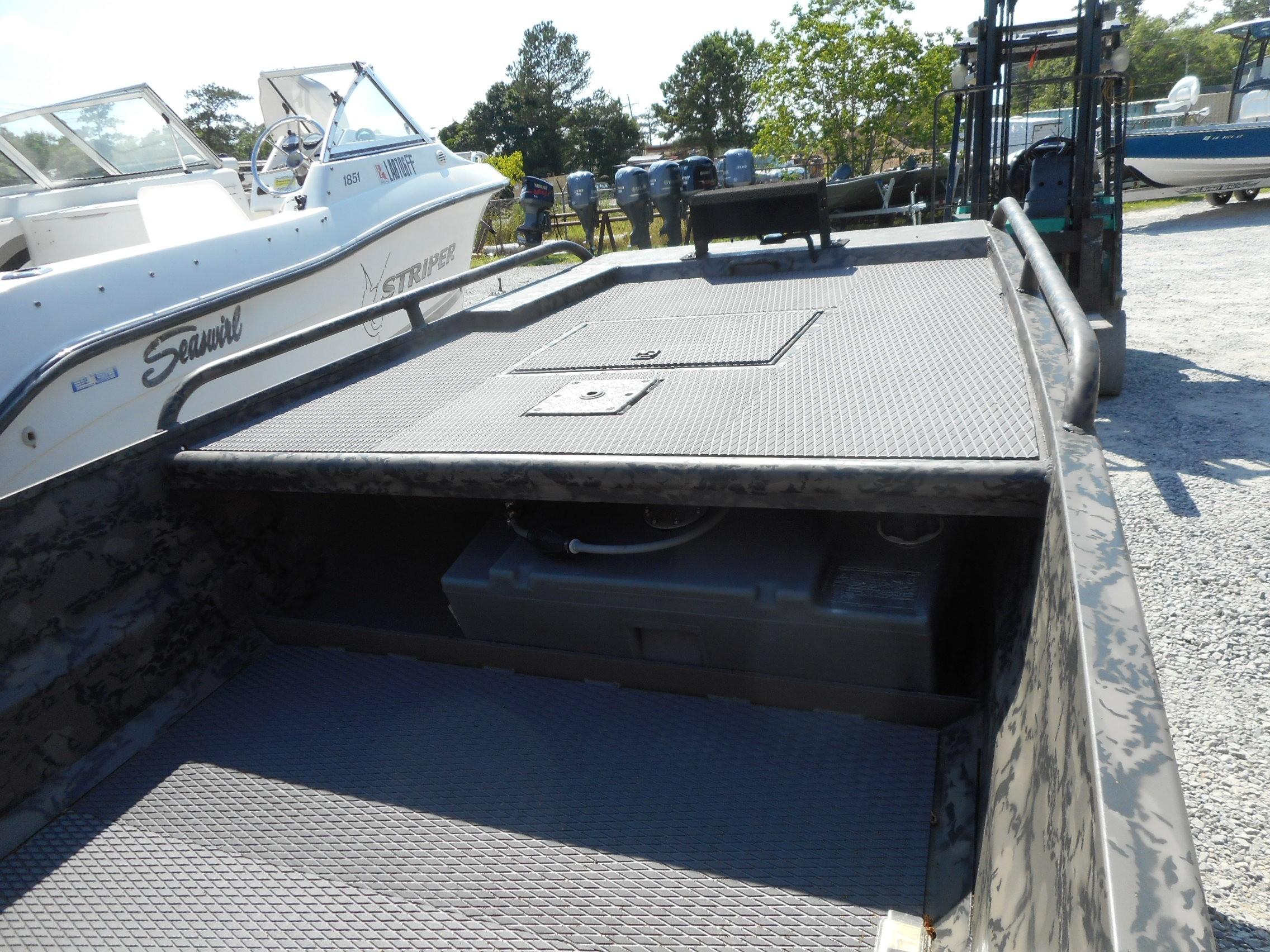 New  2019 17' Gator Tail 1754 CC Aluminum Fish Boat in Slidell, Louisiana