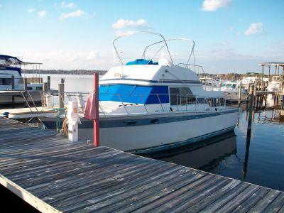 Chris-Craft 380 Corinthian Motor Yachts. Listing Number: M-3862271
