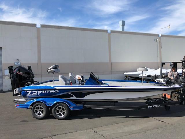 2020 Nitro Z21 Pro Anaheim, California - Anglers Marine