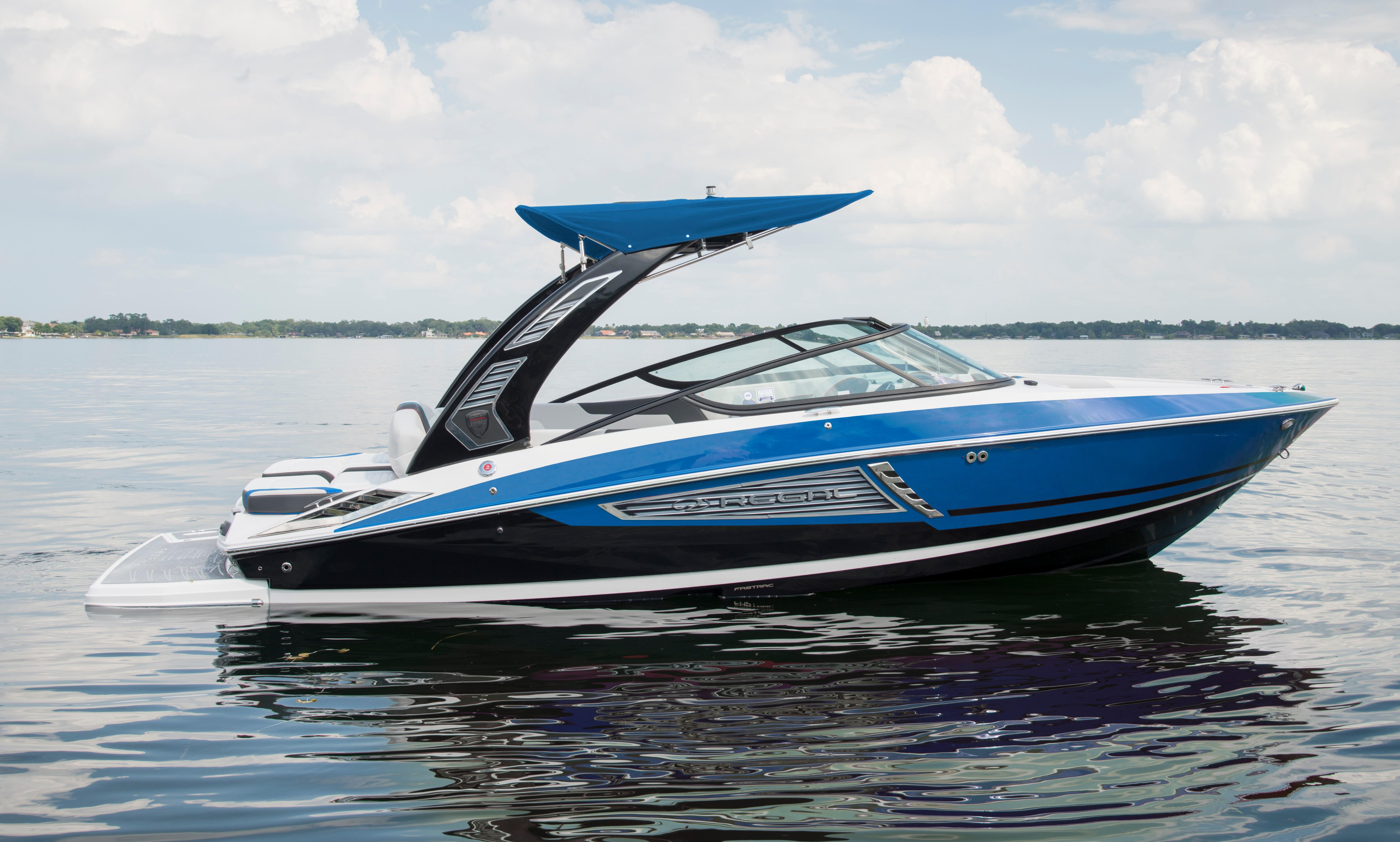 2018 Regal 2300 RX Bowrider