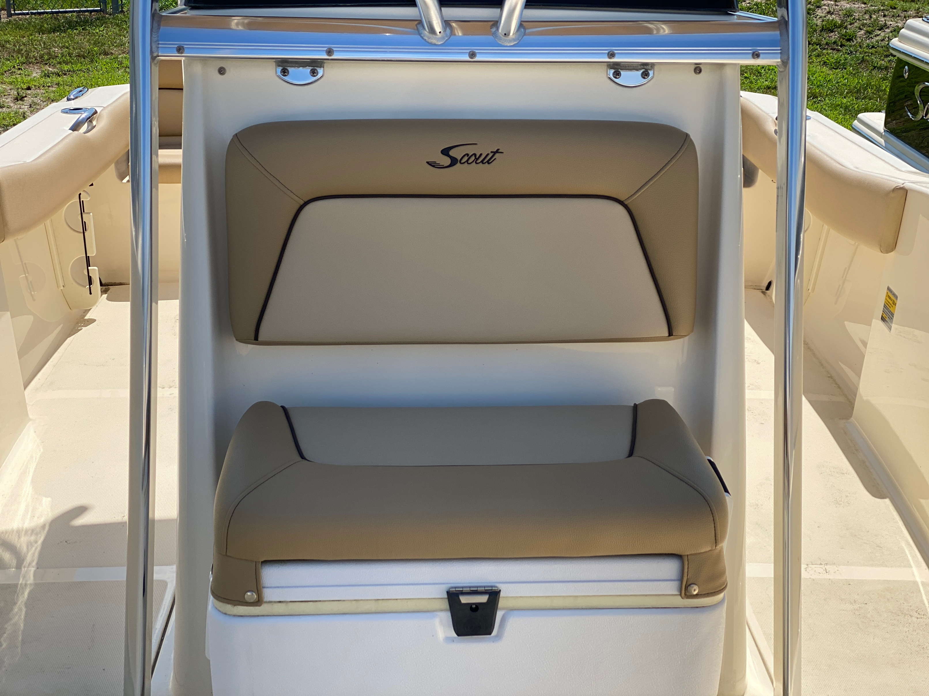2019 Scout boat for sale, model of the boat is 195 Sportfish & Image # 3 of 10