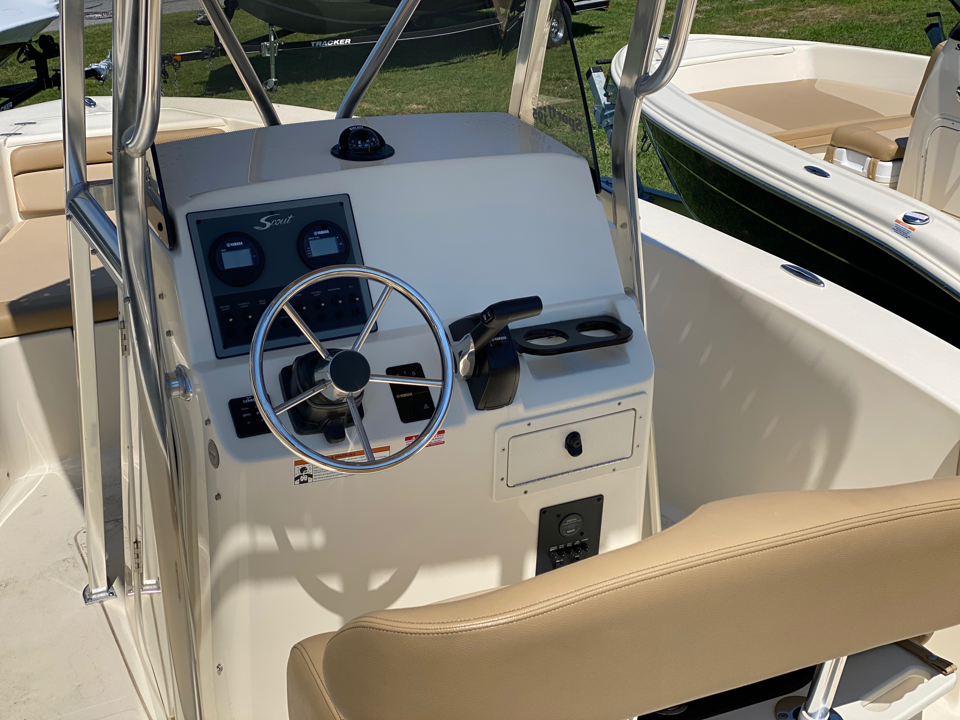 2019 Scout boat for sale, model of the boat is 195 Sportfish & Image # 6 of 10
