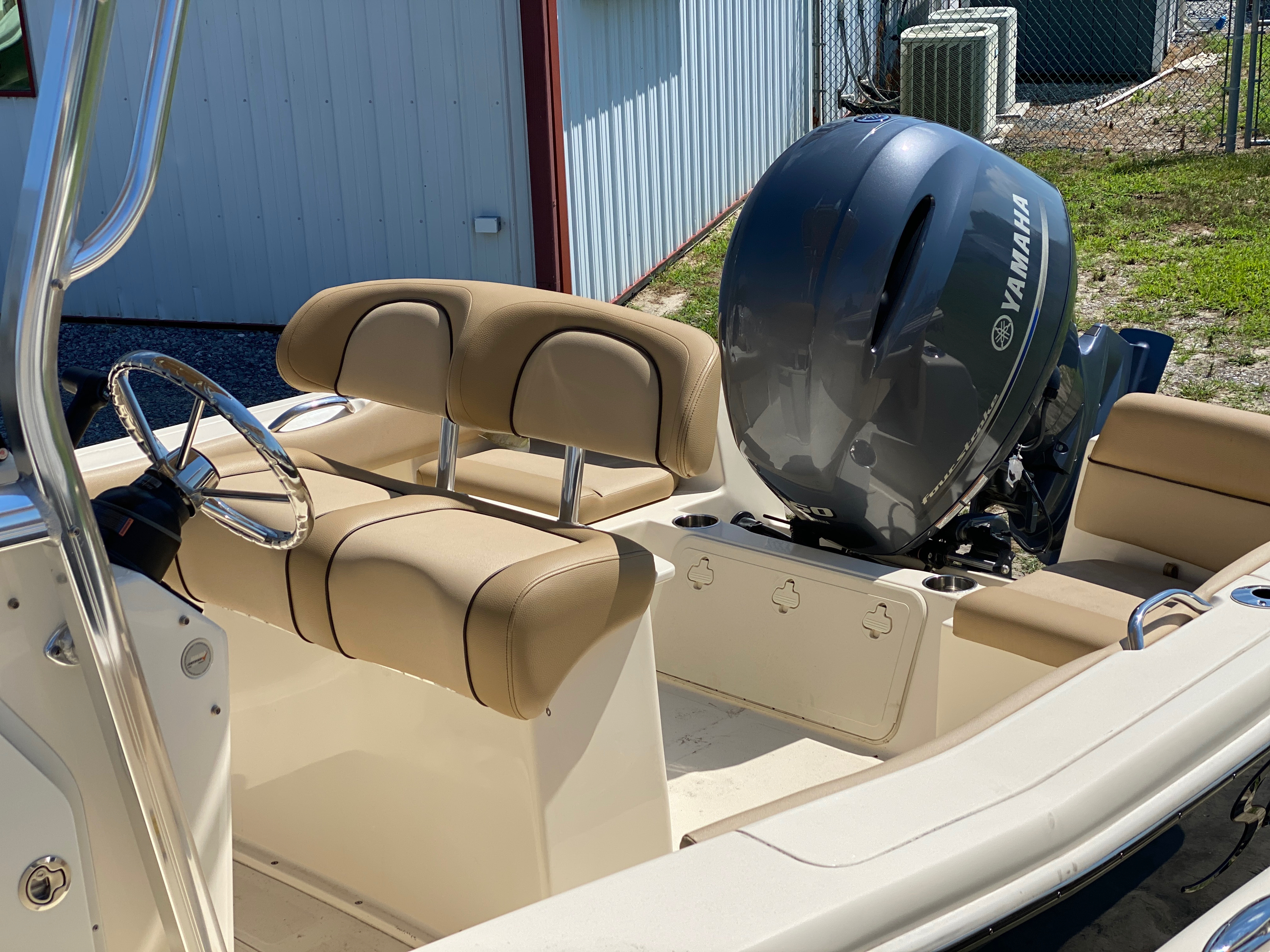 2019 Scout boat for sale, model of the boat is 195 Sportfish & Image # 9 of 10