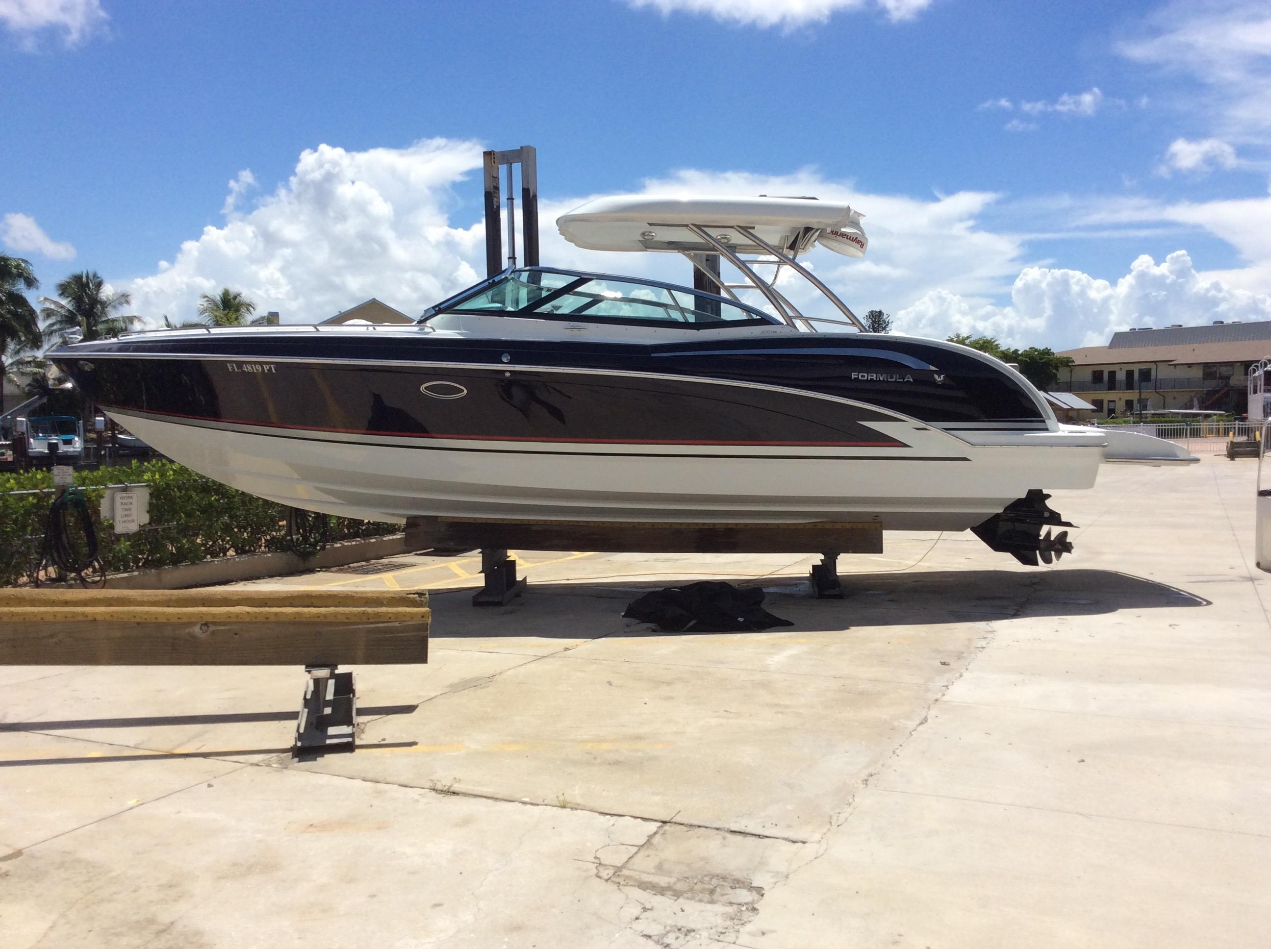 Formula Boat For Sale In Marco Island