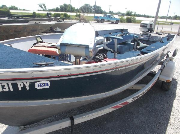 1993 LUND REBEL ADVENTURE 16 for sale