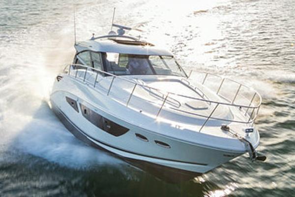 2016 Sea Ray 470 Sundancer