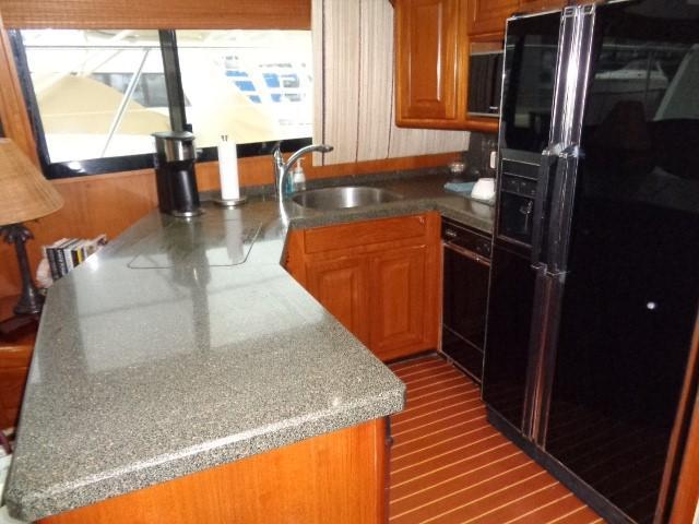 Viking Motor Yacht - Galley