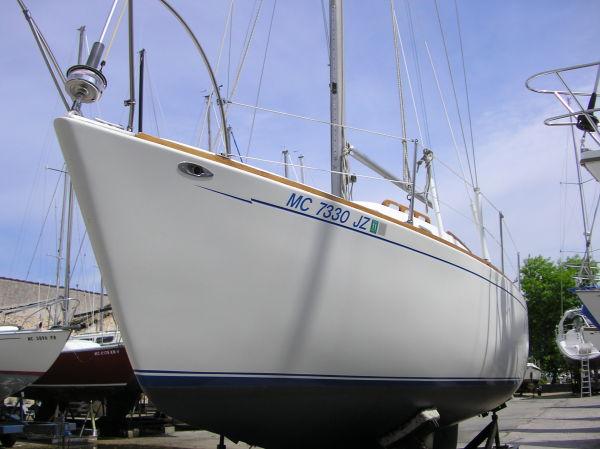 28' Morgan Sloop