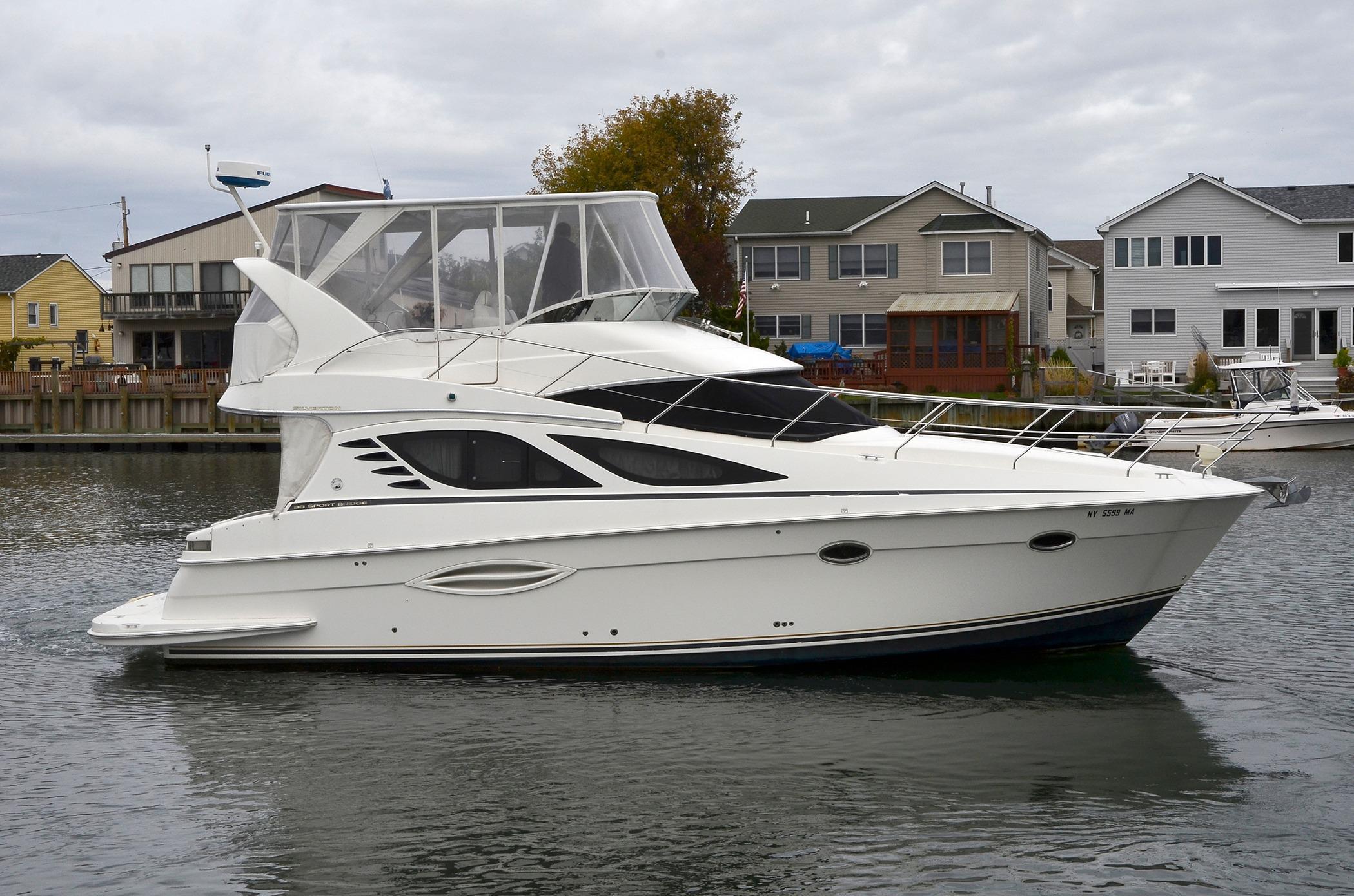 38 silverton yachts 2005  u0026quot rosie u0026 39 s shadow u0026quot  for sale in freeport yacht club  new york  us