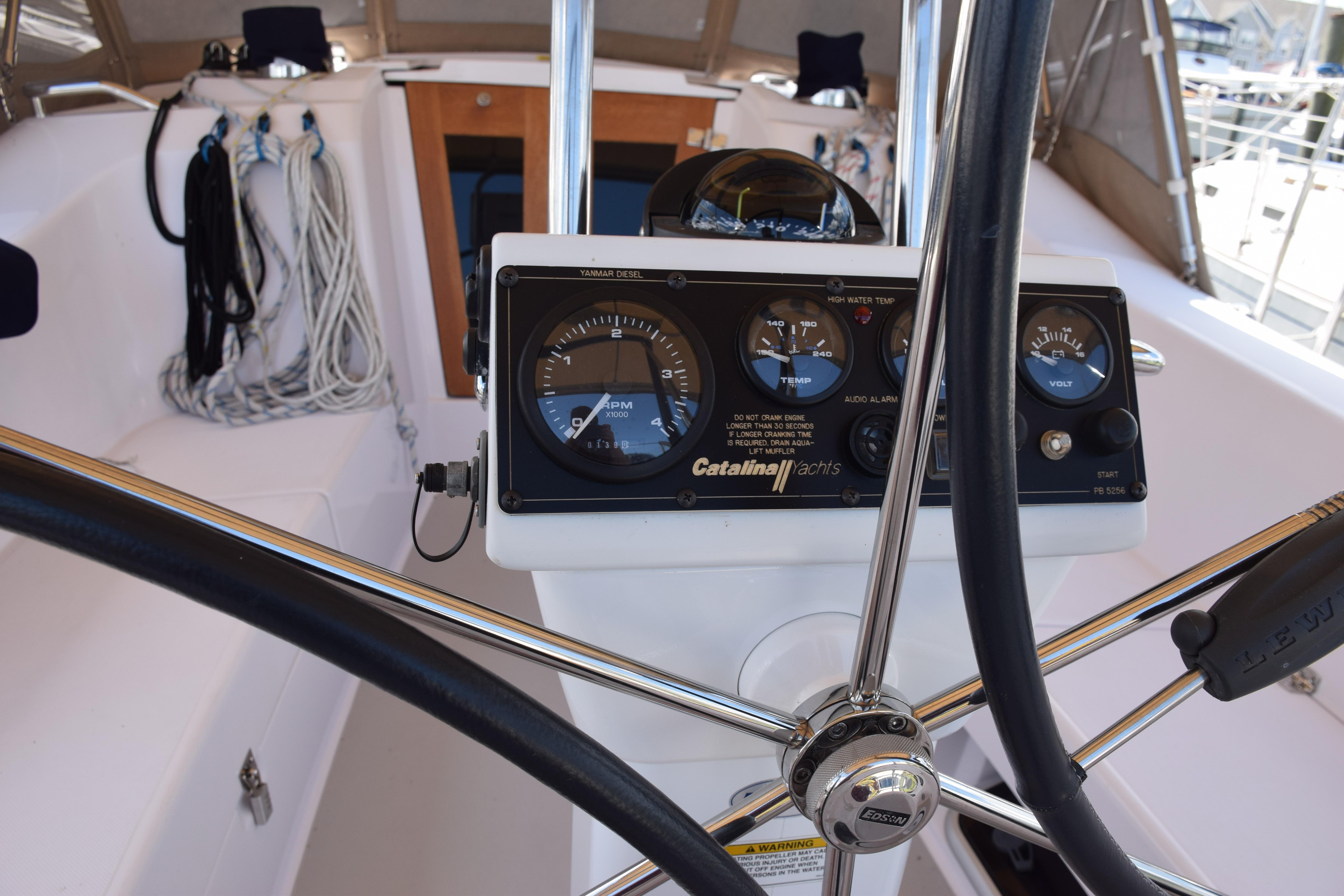 Bay Dream Catalina 35 Yachts for Sale