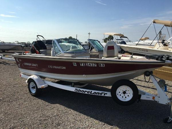 1997 Smoker Craft boat for sale, model of the boat is Phantom 170 & Image # 2 of 8
