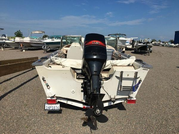 1997 Smoker Craft boat for sale, model of the boat is Phantom 170 & Image # 5 of 8