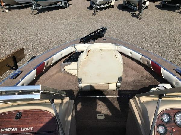 1997 Smoker Craft boat for sale, model of the boat is Phantom 170 & Image # 7 of 8