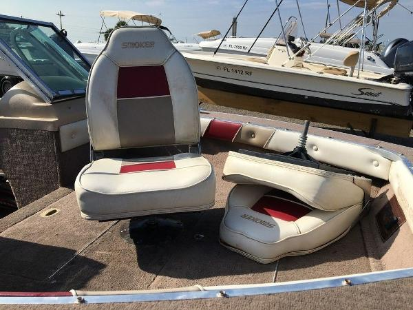 1997 Smoker Craft boat for sale, model of the boat is Phantom 170 & Image # 8 of 8