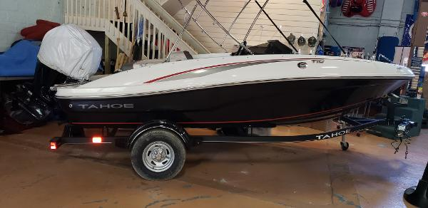 2020 Tahoe boat for sale, model of the boat is T16 & Image # 105 of 110