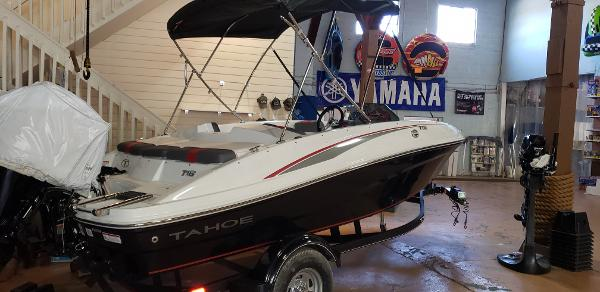 2020 Tahoe boat for sale, model of the boat is T16 & Image # 106 of 110
