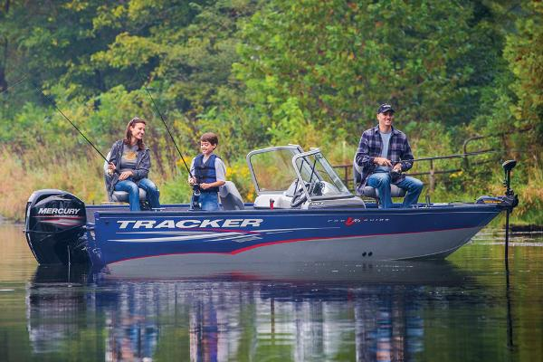 2014 TRACKER BOATS PRO GUIDE V 16 WT for sale