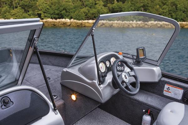 2014 Tracker Boats boat for sale, model of the boat is Pro Guide V-16 WT & Image # 13 of 32