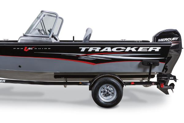 2014 Tracker Boats boat for sale, model of the boat is Pro Guide V-16 WT & Image # 30 of 32